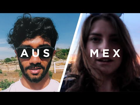 One Day // Two Lives - From Sydney to Mexico
