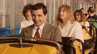 Bean's Ride Along   Funny Clip   Mr Bean Official