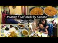 India Vlog  Sasuma Made Mouthwatering Food For Us  Simple Living Wise Thinking mp3