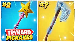 Top 5 MOST TRYHARD Pickaxes In Fortnite Season 5! (Pros Only Use These)