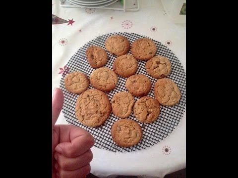 BEST CHOCOLATE CHIP COOKIES EVER! 'MILLIES COOKIES' RECIPE!!