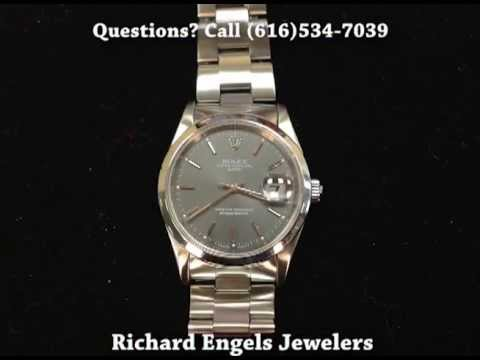 Richard Engels Jewelers Rolex Watch Buyers Dealers (Grand Rapids, MI) Sell Your Rolex Watches
