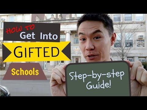 Kids! Get into a Gifted School — CPS SEES Selective Enrollment Elementary Programs