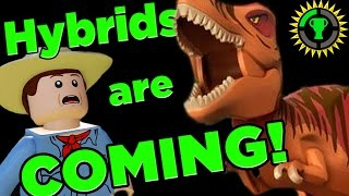 Game Theory: Jurassic World Hybrid Dinos ARE COMING!