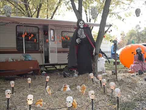 Outdoor Halloween Decorations | Outdoor Halloween Decorations Homemade