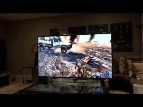 Samsung UN65ES8000 65-Inch 1080p 240Hz 3D Slim LED HDTV