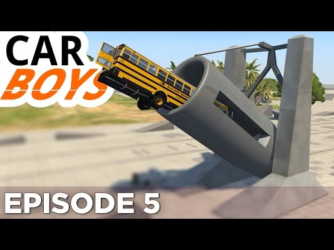 Nick and Griffin's Busto Extraction — CAR BOYS, Episode 5