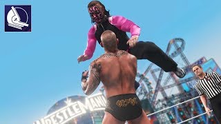Wwe 2k18 All New Moves Part 3 new Moves Pack Dlc