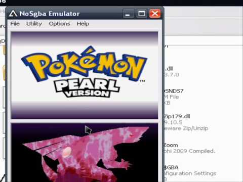 How To Download NDS Emulator and Pokemon Pearl Free!!