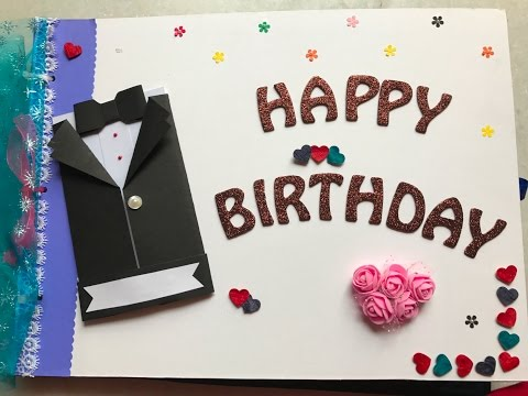 Birthday Scrapbook/ Scrapbook ideas