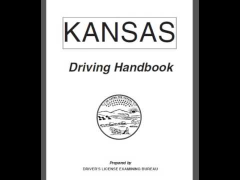 Driver's Handbook Rules of the Road