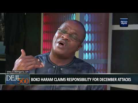 DEJI360 EP 189 Part 1: Nigeria battles insecurity during Christmas & New Year