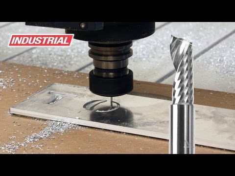 CNC Aluminum Sign Project | ToolsToday