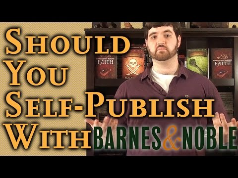 You Won't BELIEVE What Barnes & Noble Has for Self-Publishing: Simple Self Publishing Part 3