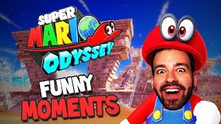 Been Ding Band?! (Super Mario Odyssey Funny Moments/Highlights)