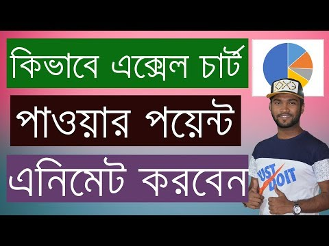 How To Animate Excel Charts In Powerpoint 2010 Lang Bengali