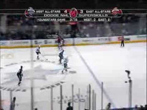 Dodge/NHL SuperSkills: Young Stars Game
