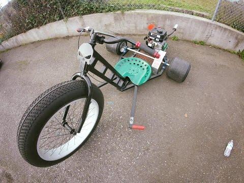 Motorized Drift Trike Build - The Drift King™