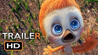 Flying the Nest Official Trailer #1 (2018) Animated Kids Movie HD