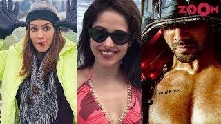 Kriti and Nushrat enjoy their vacation | Varun Dhawan shares Street Dancer 3D first look |Insta Zoom