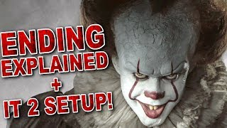 IT (2017) Ending Explained Breakdown And IT Chapter 2 Setup