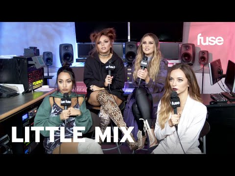 Little Mix Share How Beyoncé Inspired Their New Album