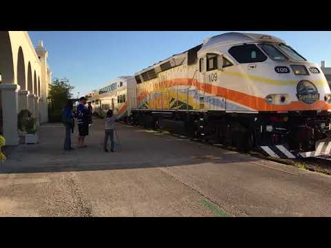 Sunrail Toot toot for railfan