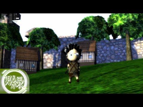 Blender game engine RPG style project (Blender 2.68)