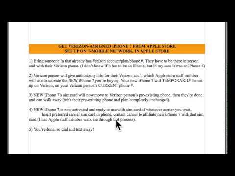 iPhone 7 MODEM guide: Qualcomm (Verizon/Sprint) vs Intel (TMobile/AT&T)