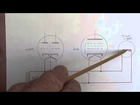 How Tube Amplifiers Work, Part 1: The Power Supply