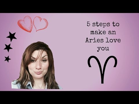 5 steps to make an Aries love you