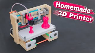 Download How To Make 3D Printer at Home | Arduino Project Video