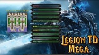 Warcraft 3   Maps Legion TD Mega 3 5   maps hay cho ae nào thích thủ