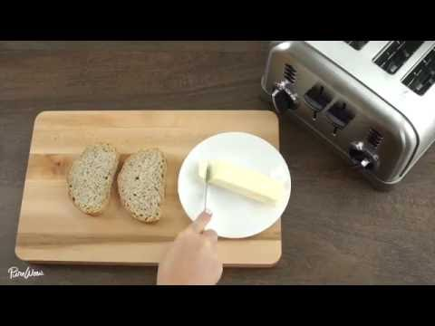 How to Butter Toast