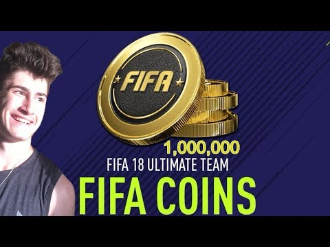 1,000,000 COINS... FIFA 18