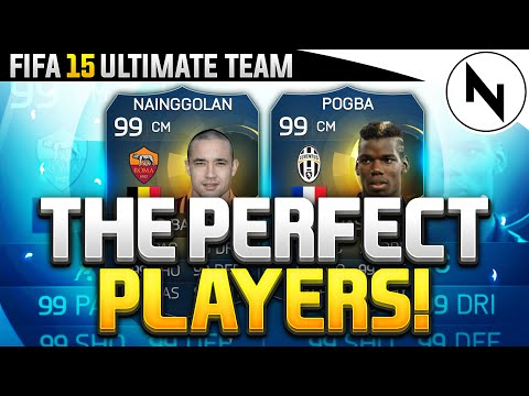 THE PERFECT 99 RATED PLAYERS! - FIFA 15 Ultimate Team