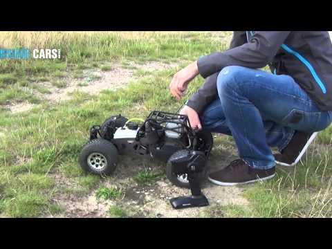 CARS & Details: HPI Savage Octane von LRP electronic