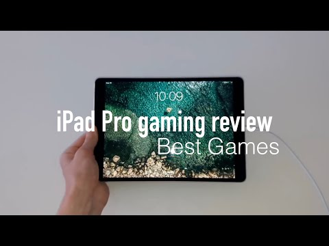 TOP 3 Open world games for the iPad Pro 10.5'
