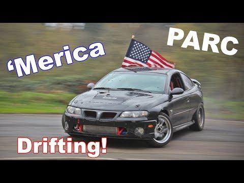 Drifting in Oregon at PARC   November 2017