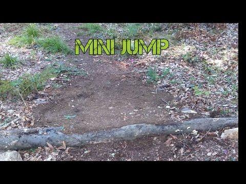Building a mini jump (timelapse)