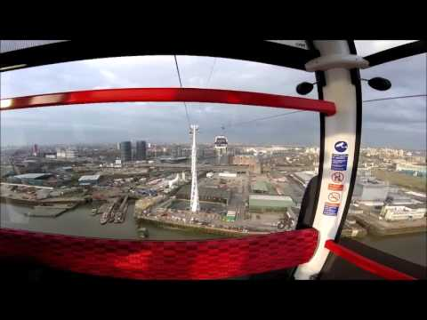 London Cable Car Experience