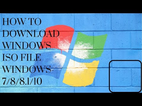 HOW TO DOWNLOAD WINDOWS 7,8,8.1,10 FOR FREE FULL VERSION-2018