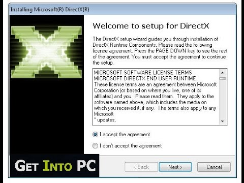 How to download Directx 8.1