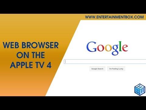 Install a web browser Apple TV 4, sideload internet browser Apple TV 4th gen