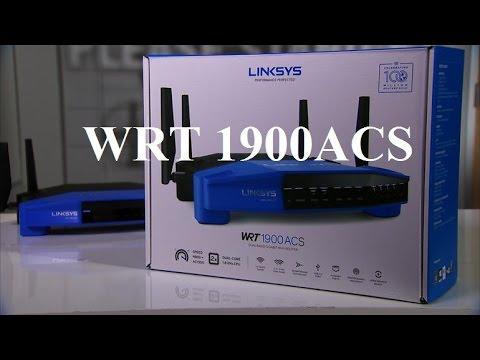 Linksys WRT1900ACS Router Review & Setup