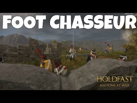 FOOT CHASSEUR - Holdfast: Nations at War