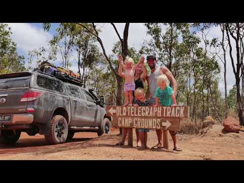 Cape York Camping - We make it to