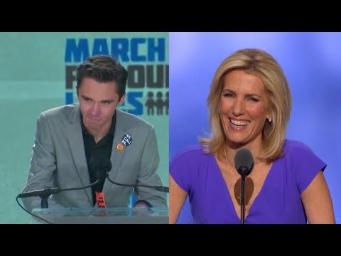 Parkland Shooting Survivor David Hogg Won't Accept Laura Ingraham's Apology