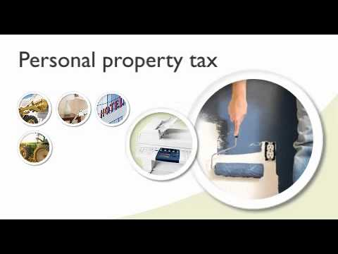 Personal property tax in Washington State