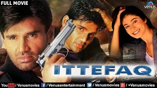 Ittefaq Full Movie | Bollywood Action Movies | Sunil Shetty Full Movies | Hindi Movies
